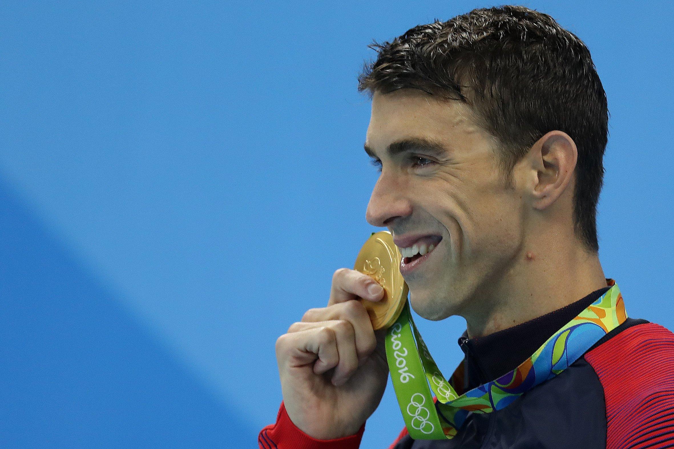 Michael Phelps đã tận dụng lợi thế để tạo nên kỷ lục thế giới